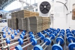 International exhibitors present innovative technologies and products for the corrugated and folding carton industry